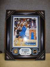Dirk Nowitzki NBA Dallas Mavericks 2011 NBA Finals MVP Limited Edition Photo