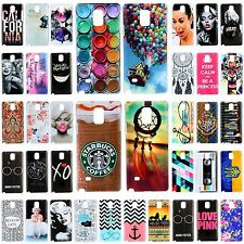 New Protective Phone Hard Plastic Case Cover For Samsung Galaxy Note IV 4 N9108
