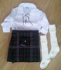 NEW Baby Kilt Outfit Scottish National 0-6 month- 2-3 year toddler wedding