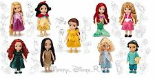 "NEW Disney Store Animators Collection Series Toddler Princess Toy Doll 16"" 2013"