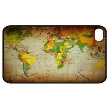 World Map Cell Phone Cases Covers