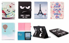 Present Leather Flip Stand Case Cover Stand Shell For iPad 2 3 4 Mini Air Pro9.7