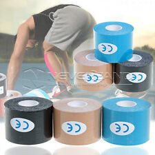 1x Kinesiologie Tape Sport Muskel Band Physiotape Klebeband Tapeverband Sport