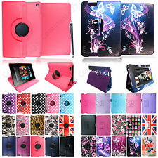 Funda Piel para Amazon Kindle Tablets + Puntero