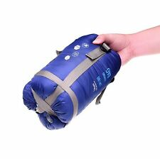 Adult Waterproof Sleeping Bag Envelope Autumn Winter Camping Hiking Mummy Thick