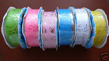 Lace Creative Roll DIY Washi Paper Decorative Sticky Paper Tape Self Adhesive