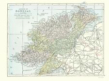Historic Int - DONEGAL COUNTY IRELAND  - GEORGE PHILIP & SON 1882