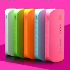 5600mAh Dual USB External Power Bank Backup Mobile Cell Phone Battery Charger