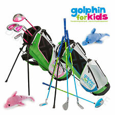 Golphin FOR KIDS JUNIOR GOLF CLUB età diverse dimensioni BLU o ROSA NEW 2015