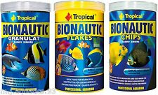 SPECIALIST PROFESSIONAL FISH FOOD FOR MARINE FISH (Factory Sealed Genuine Tubs)