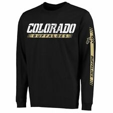 Colorado Buffaloes San Marco Long Sleeve T-Shirt - Black - NCAA