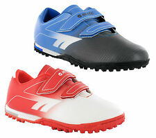 Hi-Tec Sonic Pro Astro Turf Boys Kids Football Trainers Shoes Boots Size 10-6
