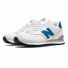 NEW BALANCE NB574ALD LEATHER SNEAKERS NEW