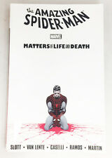 Amazing Spider-Man Matters of Life and Death Marvel TPB Brand New Venom MJ May