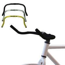 NEW Alloy Bullhorn HandleBar For Fixie Fixed Gear Single Speed Road Bike Cycling