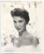 Roberta Linn  Signed 8x10 Photo Autographed Vintage AUTO Signature DANCER