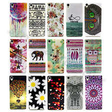 Colorful TPU Rubber Classical Design Soft Silicone Case Cover For Various Phones