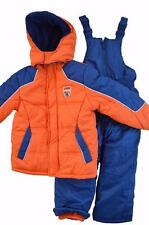 I-Extreme 2-Piece Boys 4 5 6 7 Snowsuit with Bib Snow Pants $100 Retail Value