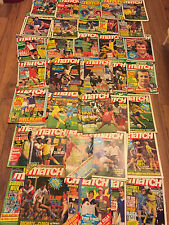 Match Magazines,1980, Choose your favourite issue and find poster/article, MINT