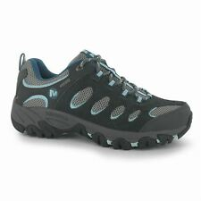 Merrell Womens Ladies Ridge Low Gore Tex Walking Shoes Hiking Outdoor Lace Up