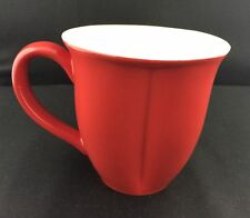 Pre-Owned Hallmark Cup of Love Red Heart Shaped Coffee Tea Mug Valentines Day