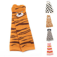 Children's Cute Cartoon Leg Warmers Soft Cotton Socks For Baby Child Knee Pads