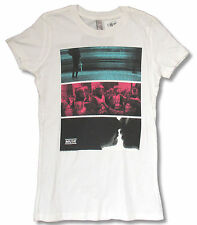 """MUSE """"MADNESS"""" 2013 WHITE BABYDOLL GIRLS T-SHIRT NEW SOFT OFFICIAL BAND"""