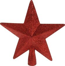 Christmas Tree Decoration Christmas Tree Topper Christmas Star with Glitter