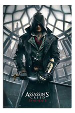 Assassins Creed Syndicate Big Ben Poster New - Maxi Size 36 x 24 Inch