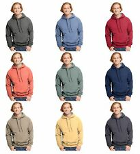 Hanes Mens Premium Lightweight 7.2oz Fleece Pullover Hoodie (N270)