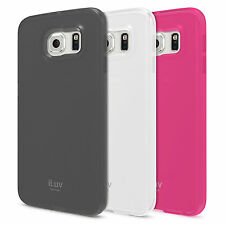 iLuv SS6GELA Gelato oft flexible lightweight TPU protective case for Galaxy S6