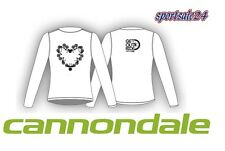 "Cannondale Ladies T-Shirt "" GET OUT & RIDE "" NEW"
