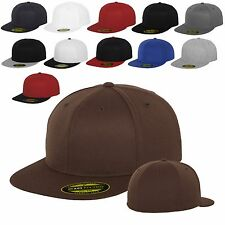 Original FLEXFIT Cap Premium 210 Fitted Baseball cap 6210 Base Cap Cappy