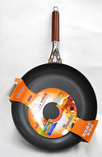 Family Fry Pan Nano Silver Marble Quintet Coating Non Stick 30cm 11""
