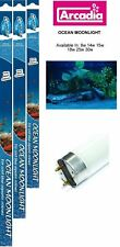 Arcadia Classica Aquarium Light Marine Fish Tank Lamp Bulb T5 T8 Ocean Moonlight