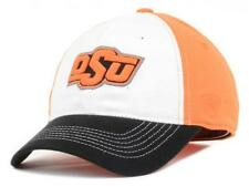 NWT NEW Oklahoma State University Cowboys Hat Stretch Fitted Cap Top World *K3