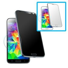 BLACK / WHITE SECRET GUARD ANTI SPY PEEK FREE PRIVACY SCREEN PROTECTOR - SAMSUNG