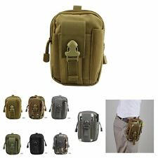 Outdoor Military Tactical Waist Pack Fanny Bag Pouch Purse for Iphone Samsung