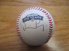 DENIS LEARY signed BOSTON RED SOX 100th Anniversary of FENWAY PARK Baseball COA