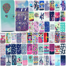 For Samsung Galaxy Note 4/3 S4 Mini S3 Mini -YB Wallet Stand Leather Cover Case