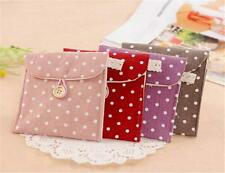 Women Girl Sanitary Napkin Towel Pads Small Bag Purse Holder Organizer Popular