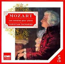 MOZART: LES SONATES POUR PIANO [USED CD]