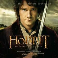 THE HOBBIT: AN UNEXPECTED JOURNEY [ORIGINAL SCORE] [USED CD]