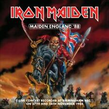 IRON MAIDEN - MAIDEN ENGLAND '88 [2 CD] [PA] USED - VERY GOOD CD