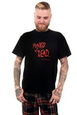 Punks Not Dead - Punk Forever T-Shirt Rock Punk by Tiger of London