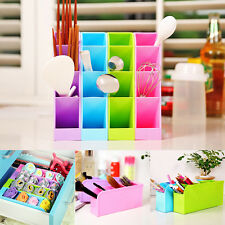 Plastic Organizer Storage Box for Tie Bra Socks Drawer Cosmetic Divider Drawer
