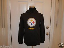 Brand New with Tags Youth Pittsburgh Steelers Black w/Gold Hooded Sweatshirt