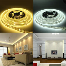 5M SMD RGB 5050/3528/5630 600/1200 LEDs Strip Light Cool/Warm White Waterproof