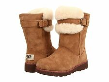Ugg Australia Skylir Chestnut Brown 1008857K  Youth / Kids / Women Boot NEW