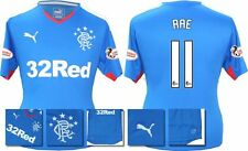 *15 / 16 - PUMA ; RANGERS HOME SHIRT SS + PATCHES / RAE 11 = SIZE*